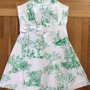 Lilly Pulitzer Garden Toile Dress Size 6